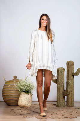 Dress Bobby silber in Size XS/S    149€