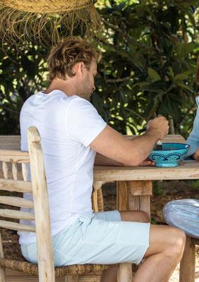 Isla Ibiza Short light  blue, Gr S/M/L/XL, 79,95€