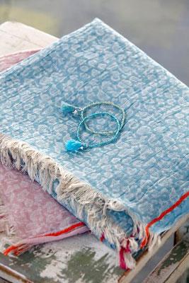 Schal Freya, light blue, 49,90€