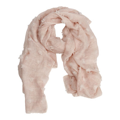 Schal Judy, soft pink, 180x90cm, 29,90€