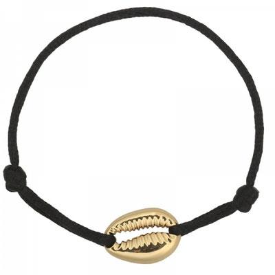"Armband ""Seashell"" gold black 12€ on SALE 9€"