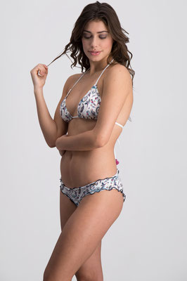 """Melt Bikini """"Paisley"""", white, in Gr XS/S/M/L   89,90€"""