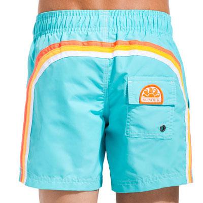 """Sundek Boys Short """"Waterfall Blue""""  Gr 4/6/8/10/12   75€"""