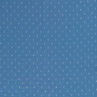 """Schal """"Summerbreeze"""", blue, 80% Cotton, 20% Metallic, 50x180cm,   16,95€"""