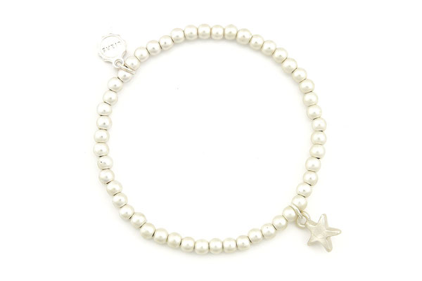 "Armband ""Sternderl"" silver, 9€"