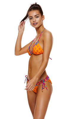 "Banana Moon Bikini ""Paisley"" orange, Gr S, M/L, L  72,90€"
