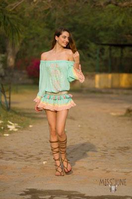 Dress Kate mint one Size 109€ on SALE -30%