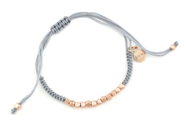 "Armband ""Coastline"", grey 14€"