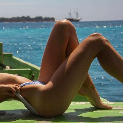 Bali Sensasi Bandeau Bikini