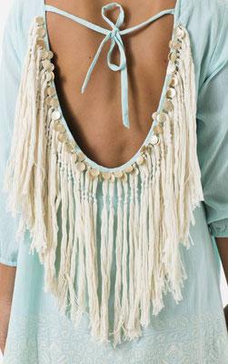 Dress Gypsy türkis 149€ on SALE -40% in Gr M/L