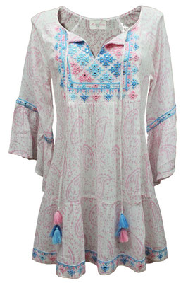 "Bestseller Dress ""Calypso"" back in store, soft pink, one size, 100% Crepes Georgette,   145,90€"