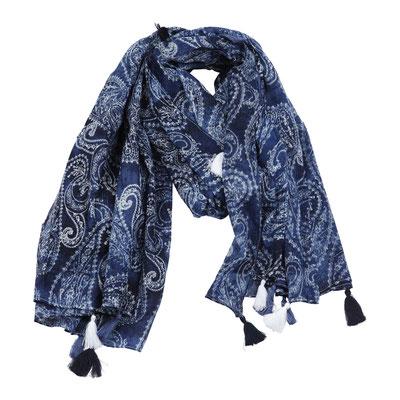 Schal/Parero Bella, navy blue, 49,90€