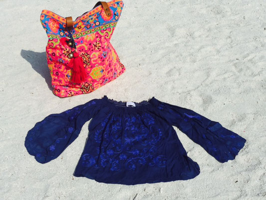 Top Flower, navy one size 49€ on SALE -30%