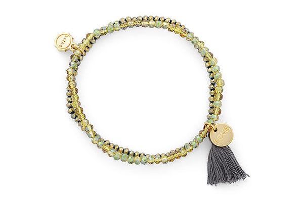 "Armband ""Gold Love"" 16€"