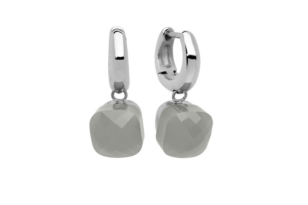 Ohrringe, silber, grey opal  54,90€ out of stock, coming soon again