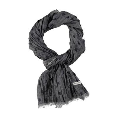 "Schal ""Paisley"" grau, 100% Cotton, 29,95€"