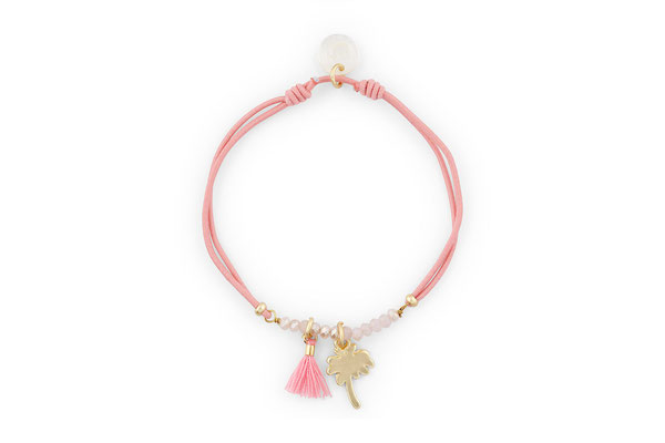"""Armband """"Find me under the palms"""", 14€"""
