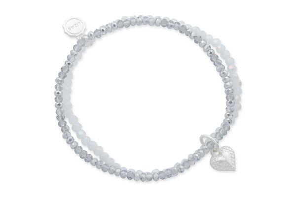 "Armband "" Chrystal Heart"" 16€"