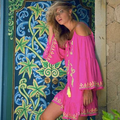 Dress Mohana Pink 89€