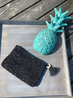 "Clutch ""Simple"", black, 29€"