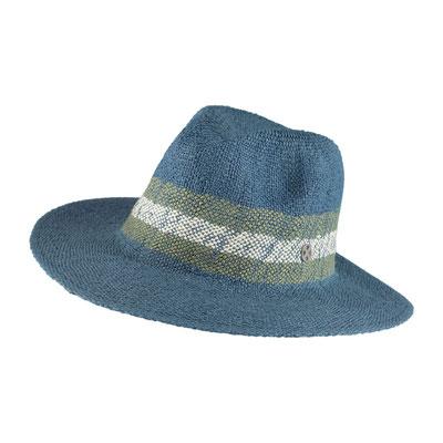 """Hut """"Ocean"""", navy blue, 100% Paper, mit Band größenverstellbar,   39,95€"""