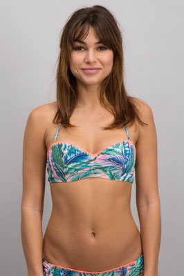 "Shiwi Bikini Bandeau ""Bright Jungle"", Cup B/C in Gr 36/40   54,98€"