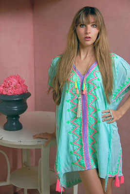 Dress Ethnique Mint 75€