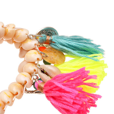 "Armband ""Muscheltraum"" 19€"