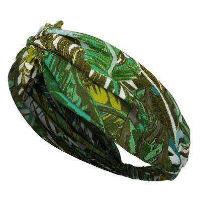 "Haarband "" Dschungelqueen"", 100% Visksose,   16,95€"