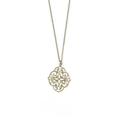 "Kette ""Antic"" gold, 19€"