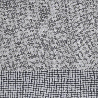 """Schal """"City"""", marine, 100% Cotton, 24,95€"""
