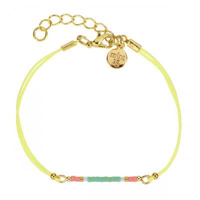 Bracelet Lemon silver or rose gold 12€