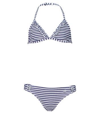 """Shiwi Bikini """"Stripes"""" white/blue in Gr  104    24,99€"""