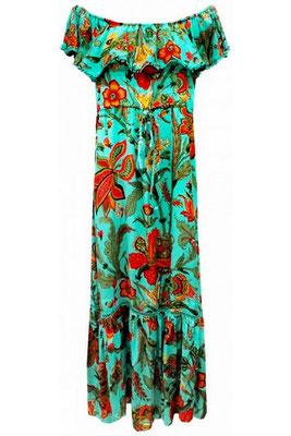 Dress Bolero, türkis,  one size, 100% Cotton,   99€