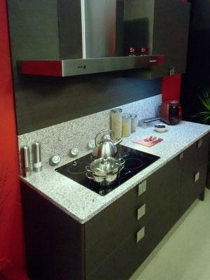 Salon de l'habitat à Tours 2012 - Cuisine Prix Net
