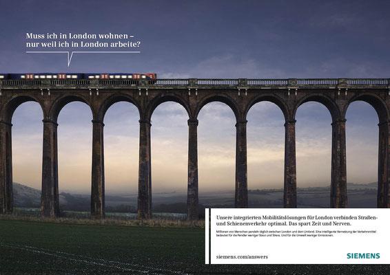Die «Answers»-Kampagne ist bei den Zielgruppen sehr gut angekommen und hat dem Image von Siemens effizient zugedient.