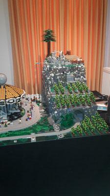 Lego Monorail MoRaSt Traben-Trarbach  Freizeitpark Weinberg
