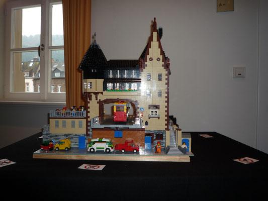 Lego Traben Trarbach Brückentor