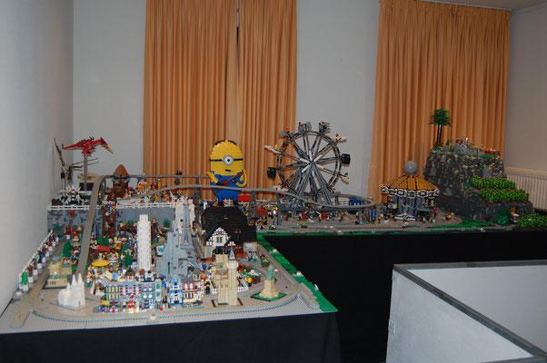 Lego Monorail MoRaSt Traben-Trarbach Freizeitparkübersicht