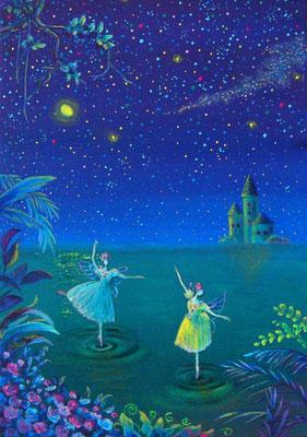 《妖精の湖 》SM sold out