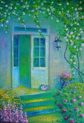 つるバラの庭 SM  sold out