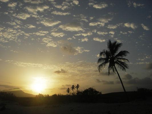 Atardecer en Boavista, Cabo Verde