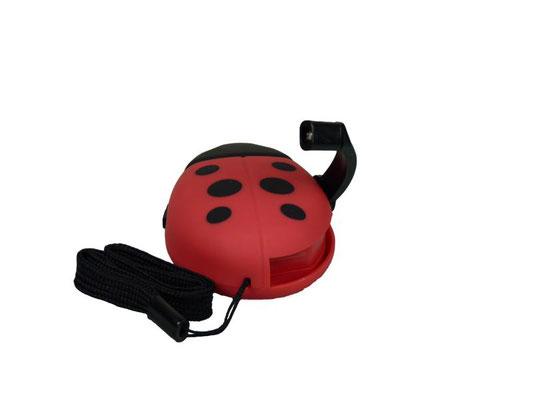Ladybug Kindertaschenlampe