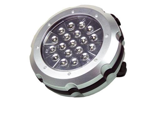 Powerplus Kurbeltaschenlampe