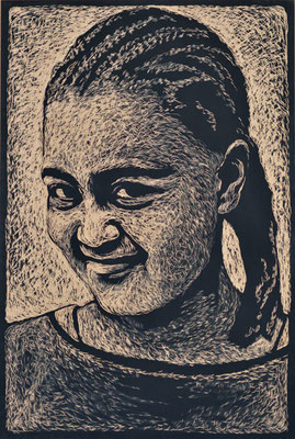 S. M. Aethiopien - face of berne 2014