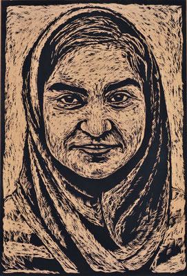 A. N. Afghanistan - face of berne 2013