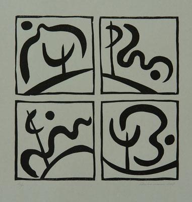 Holzdruck 2007  Nr 1
