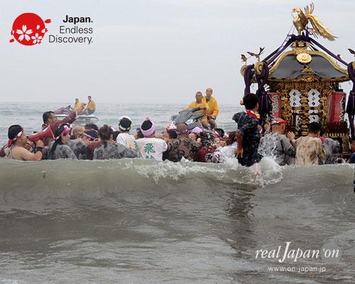 2017年度「浜降祭」一之宮 八幡大神 2017年7月17日 HMO17_020