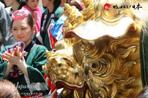 〈神田祭〉 @2013.05.12