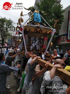 2019 第14回みこしコラボレーションinイセザキ「横濱 小糸睦會」_YH19_009